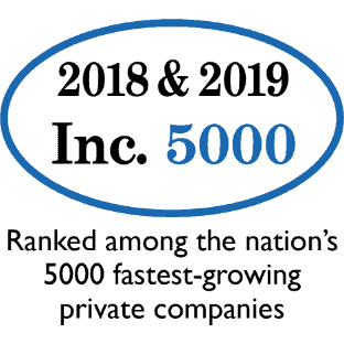 2018-2019 Inc. 5000